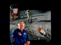 Portraits:  NASA (Apollo 16) Astronaut Charlie Duke